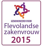 Logo Zakenvrouw Flevoland 2015_2