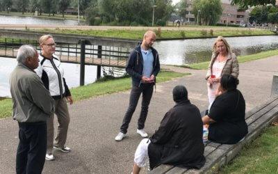 Structurele begeleiding in alle stadsdelen Den Haag