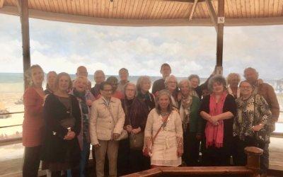 Gezellige uitjes naar Boerenpitstop en Panorama Mesdag