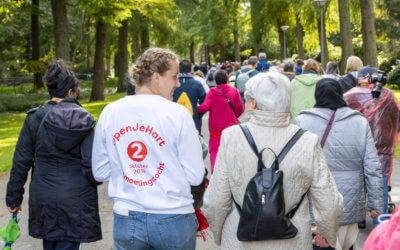 Extra wandelgroep in Biddinghuizen