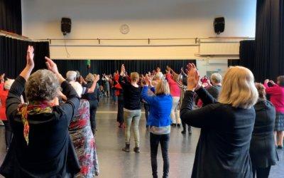 Samen de Flamenco dansen