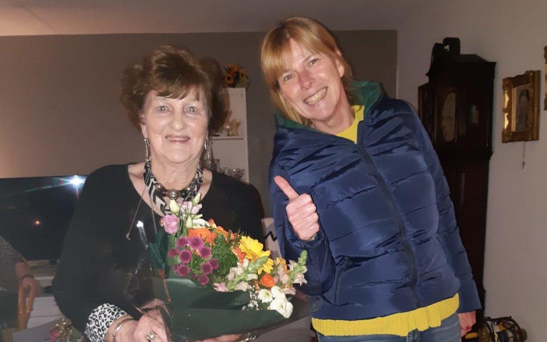 OpenJeHart-lid Annie 90 jaar!