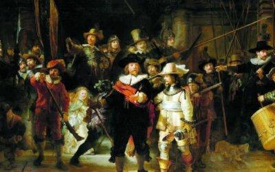 Virtuele rondleiding Rijksmuseum